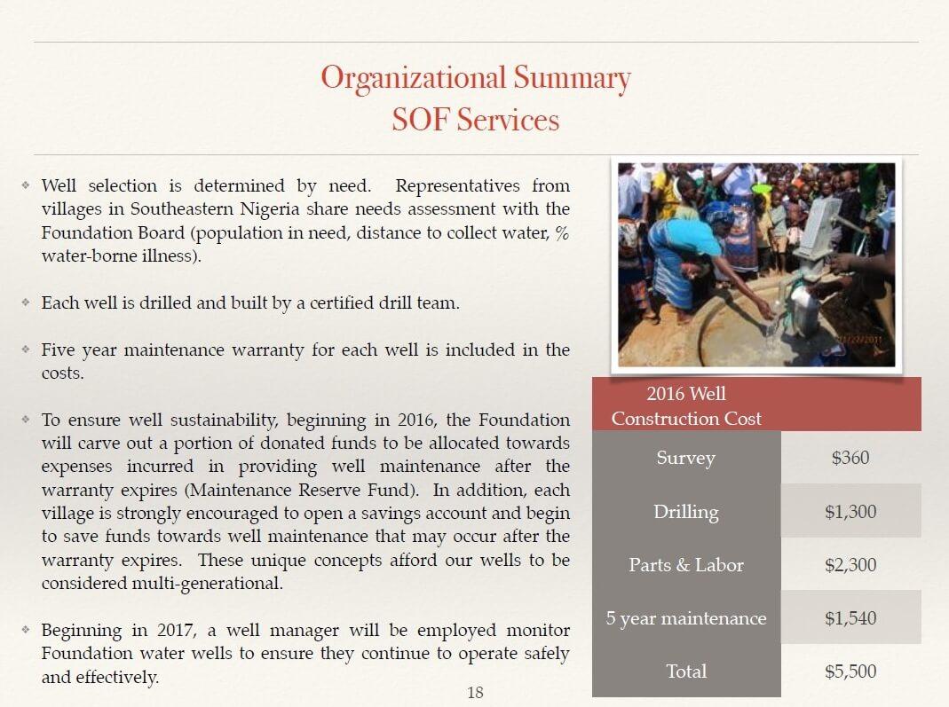 014_SOF_OrganizationalSummarySOF_Services